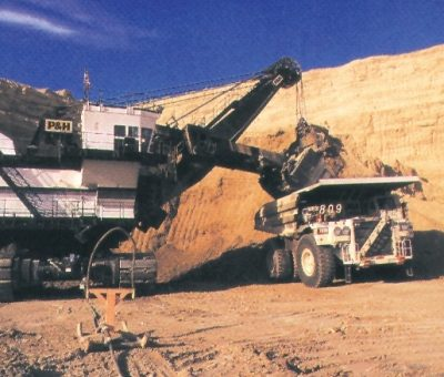 Mining & Processing Industries